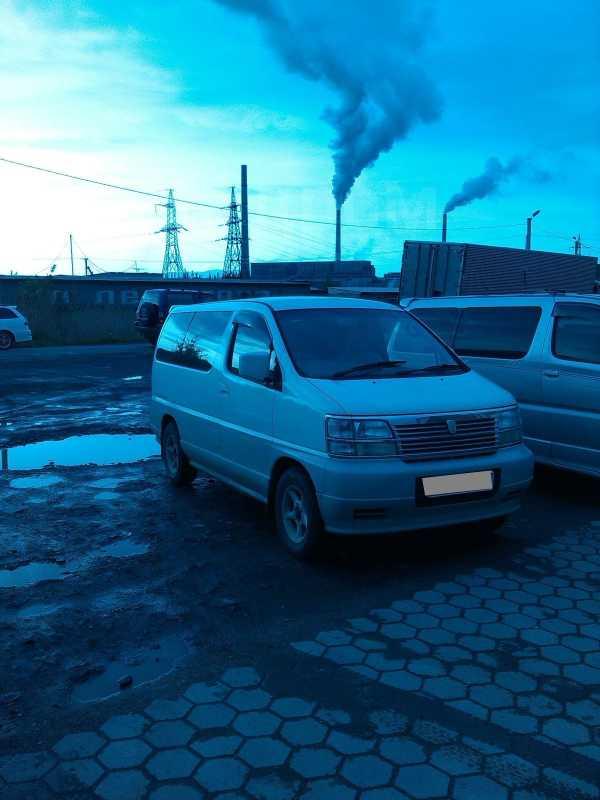Nissan Elgrand, 1999 год, 345 000 руб.