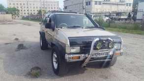 Хабаровск Террано 1990