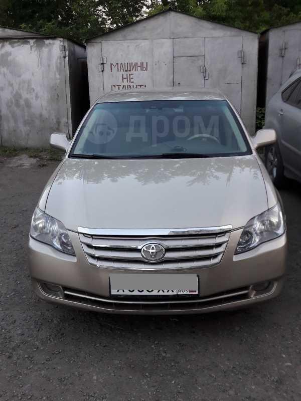 Toyota Avalon, 2007 год, 570 000 руб.