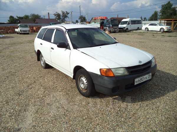 Nissan AD, 2000 год, 92 000 руб.