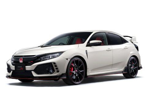 Honda Civic Type R (FK8) 01.2017 - 12.2019