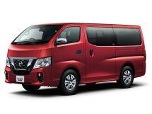 Nissan NV350 Caravan рестайлинг 2017, цельнометаллический фургон, 5 поколение, E26