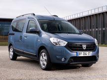 Renault Dokker 2012, минивэн, 1 поколение