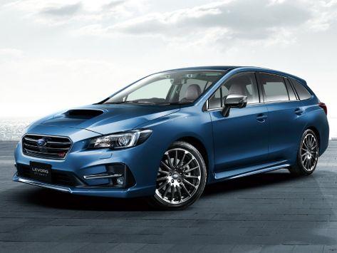 Subaru Levorg VM