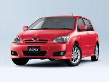 Toyota Corolla Runx 2-й рестайлинг, 1 поколение, 04.2004 - 09.2006, Хэтчбек 5 дв.