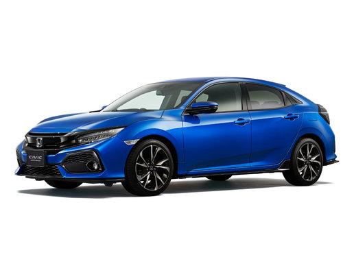 Honda Civic 2017 - 2019