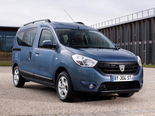 Renault Dokker 2012 - 2020