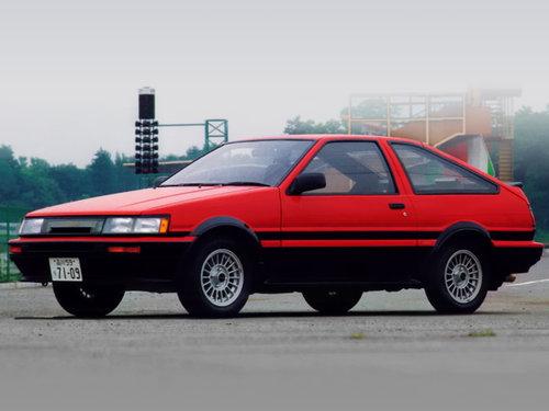 Toyota Corolla Levin 1985 - 1987