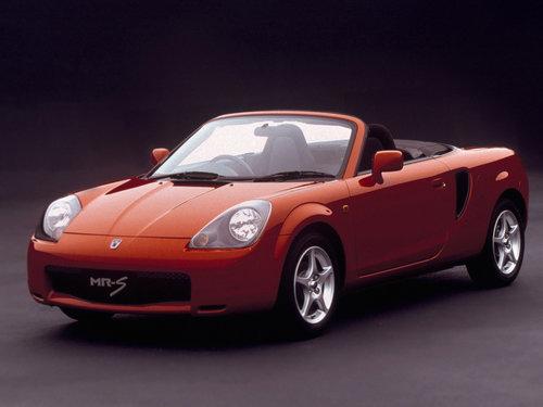 Toyota MR-S 1999 - 2002