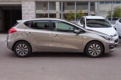 Kia cee'd 1.6 AT Comfort FCC 2017 (05.2017 - 09.2017)