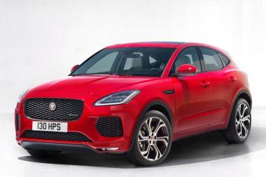 В модельном ряду Jaguar появился компактный кроссовер E-Pace
