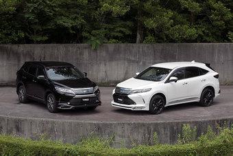 Если вы владелец Тойота Харриер и живете в Японии, то примерно за 300 тысяч иен (157 тыс. руб.) вы можете оснастить свой авто интересными аксессуарами от TRD.