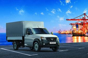 Продажи UAZ Profi стартуют 1 сентября.