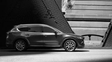 Модельный ряд Mazda в этом году пополнит новый кроссовер CX-8