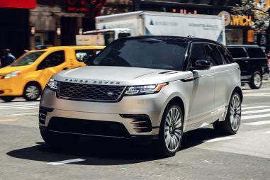 Range Rover Velar появится в России в октябре