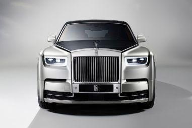 Rolls-Royce представил Phantom восьмого поколения