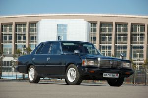 Народное ретро. Toyota Crown MS112. Магия «Короны»