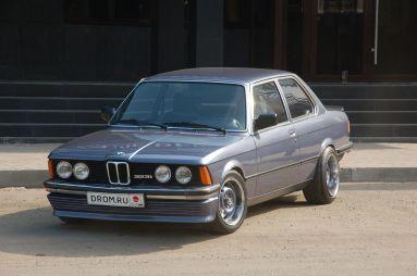 Народное ретро. BMW E21 1980 года. Баварское очарование