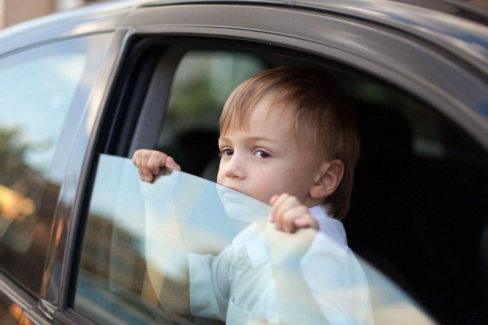 Автобустер детский с какого возраста можно