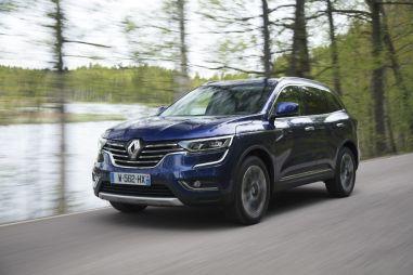 Первый тест-драйв нового Renault Koleos. Все сначала