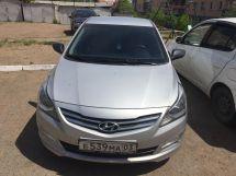 Hyundai Solaris 2015 отзыв владельца   Дата публикации: 23.05.2016