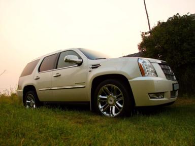 Cadillac Escalade 2013 отзыв автора | Дата публикации 19.07.2016.