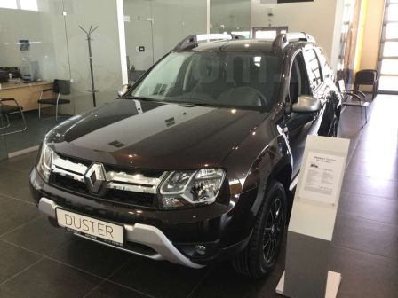 Renault Duster 2016 - отзыв владельца