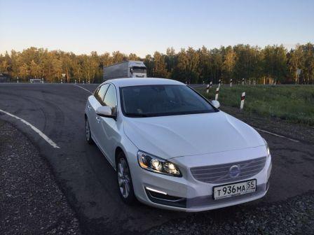 Volvo S60 2014 - отзыв владельца