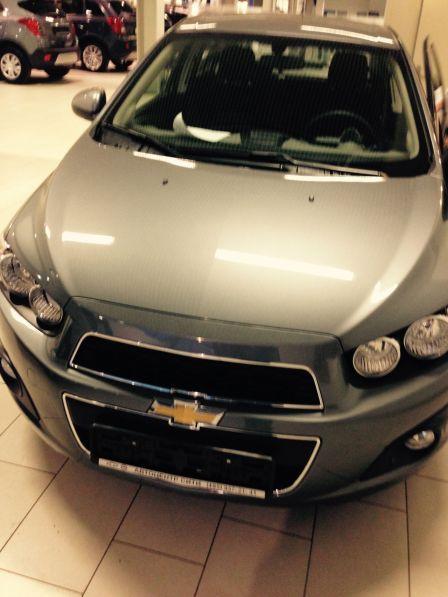 Chevrolet Aveo 2014 - отзыв владельца