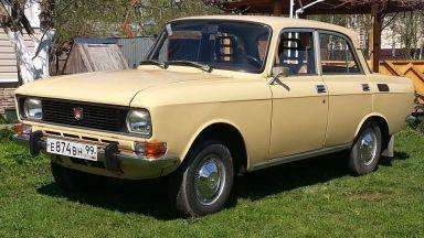 Москвич 2140, 1986
