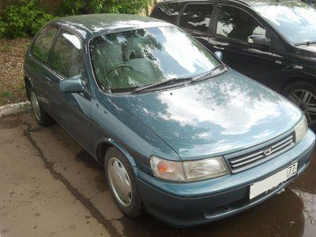Toyota Corolla II 1993 - отзыв владельца