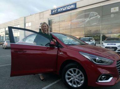 Hyundai Solaris, 2017