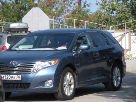 Toyota Venza 2011 - отзыв владельца