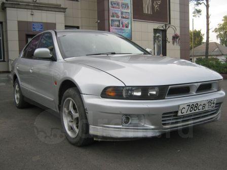 Mitsubishi Aspire 2000 - отзыв владельца