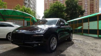 Porsche Macan 2015 отзыв автора | Дата публикации 05.07.2017.