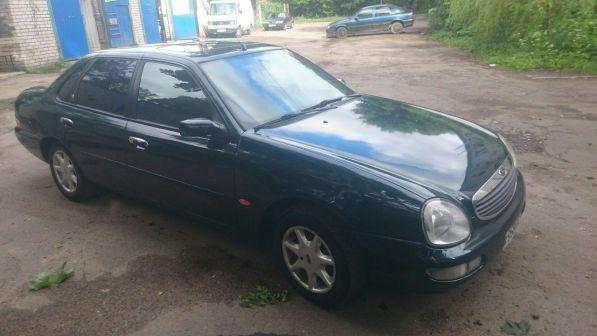 Ford Scorpio 1995 - отзыв владельца