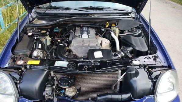 Ford Scorpio 1998 - отзыв владельца