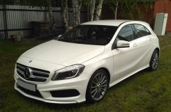 Mercedes-Benz A-Class, 2014