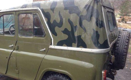 УАЗ УАЗ 2000 - отзыв владельца