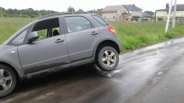 Suzuki SX4 2010 - отзыв владельца