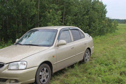 Hyundai Accent 2005 - отзыв владельца