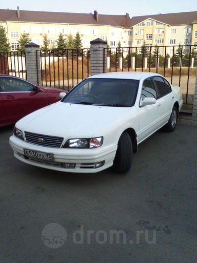 Nissan Cefiro, 1997