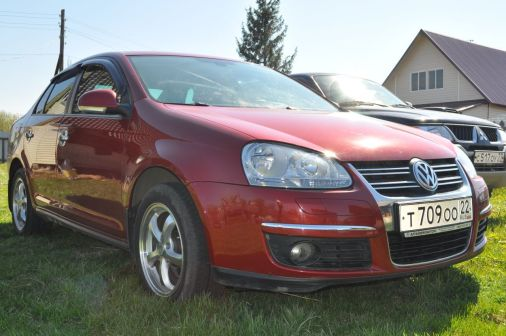 Volkswagen Jetta 2007 - отзыв владельца