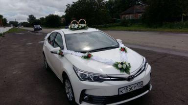 Toyota Corolla, 2016