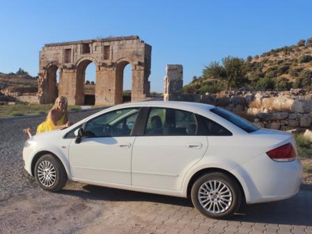 Fiat Linea 2011 - отзыв владельца