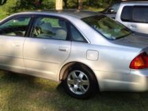 Toyota Pronard, 2001