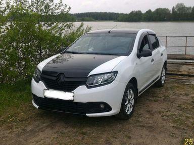 Renault Logan 2015 отзыв автора | Дата публикации 22.07.2017.