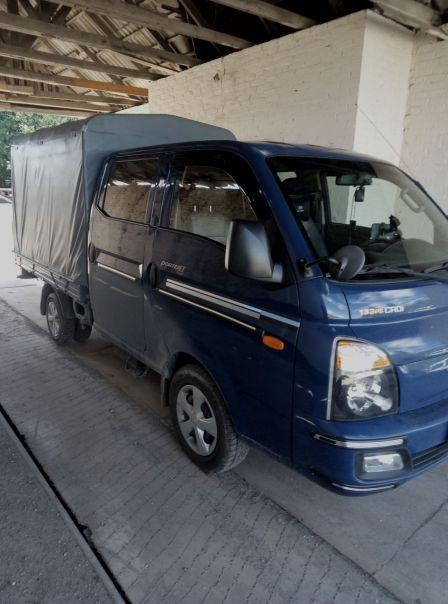 Hyundai Porter 2009 - отзыв владельца