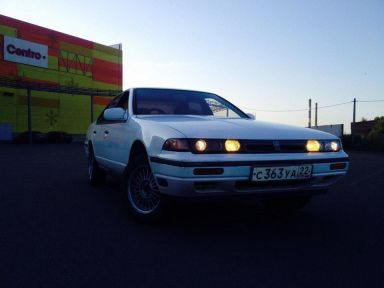 Nissan Cefiro 1991 отзыв автора | Дата публикации 27.07.2017.