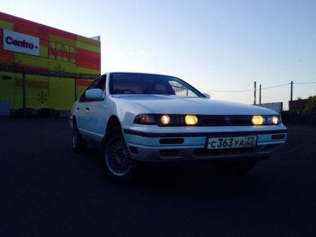 Nissan Cefiro 1991 - отзыв владельца